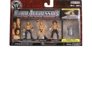 Carlito, Zack Ryder, Curt Hawkins Action Figure Toys