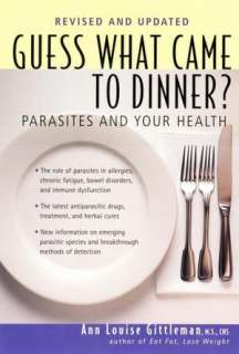 guess what came to dinner ph d cns ann gittleman cns paperback $ 14 72