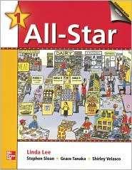 All Star 1 Standards Based English, (007284664X), Linda Lee