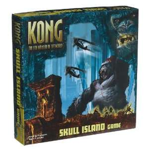 King Kong Skull Island Game: Toys & Games