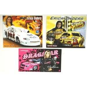 NHRA   2009   Erica Enders   Pro Stock / Ford Mustang Cobra   Dragstar
