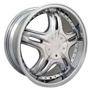 0x0 BWT Rio (Chrome) Wheels/Rims 5x100/114.3 (6256717