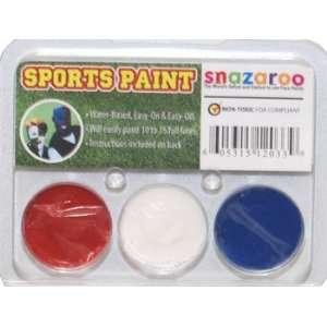Patriots, Bills, Giants, Texans Snazaroo Face Paint Kit