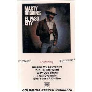 El Paso City: Marty Robbins: Music