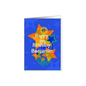 Happy Birthday Awesome Boy customize age and name Card Toys & Games