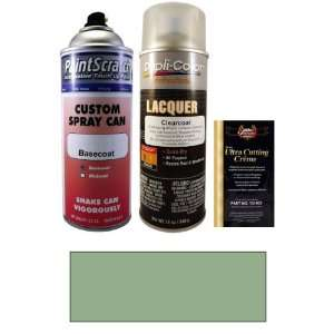 12.5 Oz. Light Tundra Effect Spray Can Paint Kit for 2007