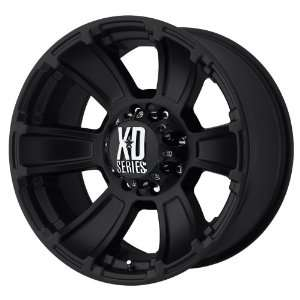 20x9 KMC XD Revolver (Matte Black) Wheels/Rims 8x170 (XD79629087718)