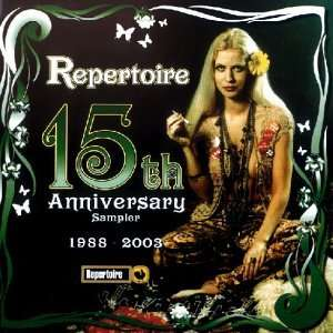 Repertoire 15th Anniversary Sampler Various Artists