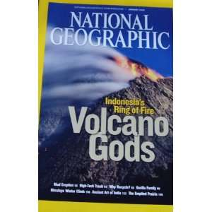 January 2008 Indonesias Ring of Fire Volcano Gods