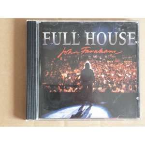 Full house: John Farnham: Music