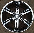 NEW 17 CHEVROLET AVALANCHE OEM CHROME WHEELS RIMS 20