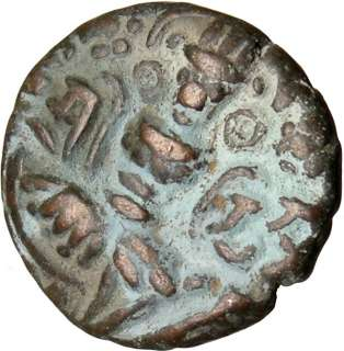 QUEEN DIDDA RANI 979AD Ancient INDIAN Coin Ardoxsho