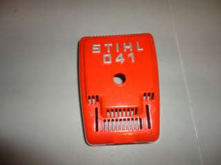 STIHL 041 TOP COVER NEW