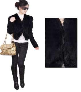 Fashion Korean Women Long Sleeve Jacket Short 0704
