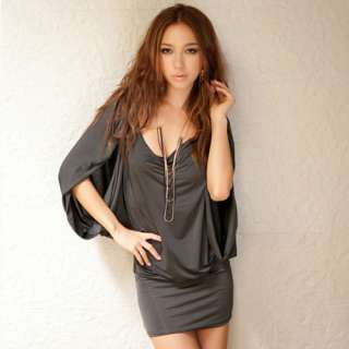 0709# Charming Fashion Popular Attractive Party Club Mini dress HOT