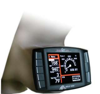 BULLY TRIPLE DOG GT DIESEL TUNER 2011 12 DURAMAX LML