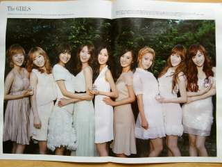 CUT Korea VOL.79 SNSD GIRLS GENERATION A Jax Korea Tabloid Magazine