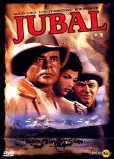 The Jubal (1956) DVD*NEW*Glenn Ford