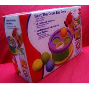 Beat the Drum Ball Drop by Blue Box Toys & Games