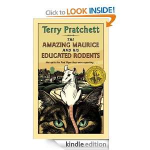 The Amazing Maurice and His Educated Rodents (Discworld: Young Adult