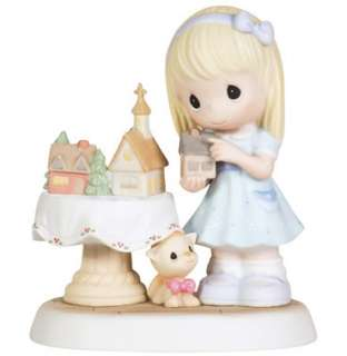 Youre bidding on a brand new figurine from Precious Moments. This
