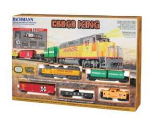 Bachman HO Scale Train Set Union Pacific Cargo King 160 00680