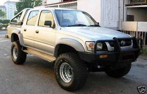 Toyota Hilux MK4 97 01 LN165/166 Fender Flares Arches