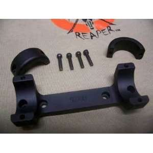 Game Reaper Remington 7400 7600 7615 750 Low Mount (Black