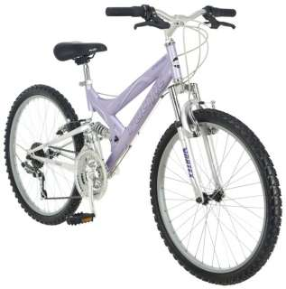 Chromium 24 Girls Dual Suspension Mountain Bicycle/Bike  241129P