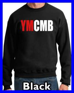 new YMCMB HOODIE young money lil wayne weezy t shirt jumper sweatshirt