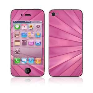 Pink Lines Decorative Skin Cover Decal Sticker for Apple