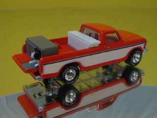 Hot Wheels 79 FORD F 150 Pick up 1/64 Scale Limited Edition 4 Detailed