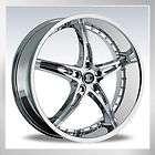 Custom Black chrome Red line Diamond Wheels Tires Sizes items in