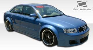 2002 2004 Audi A4 RS4 DURAFLEX Full Body Kit!!!