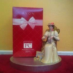 Avon Presidents Club 2011 Mrs. Albee Award