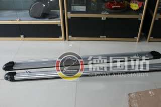 high quality brushed aluminum and will fit on all 2011 porsche cayenne