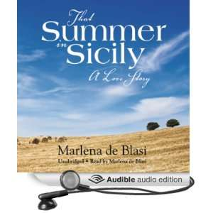 Sicily A Love Story (Audible Audio Edition) Marlena de Blasi Books