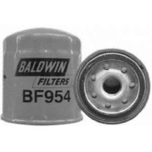 Baldwin BF954 Heavy Duty Diesel Fuel Spin On Filter Automotive