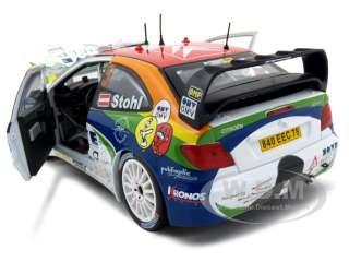 CITROEN XSARA WRC OMV KRONOS #5 M.STOHL/I.MINOR 1/18
