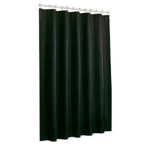 allen + roth Blythe Black Shower Curtain Home & Kitchen