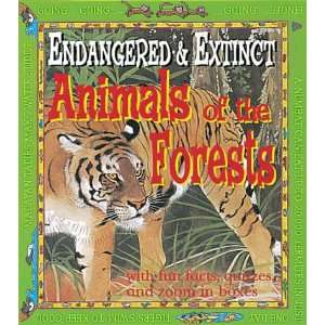 Animals of the Forest (Endangered & Extinct