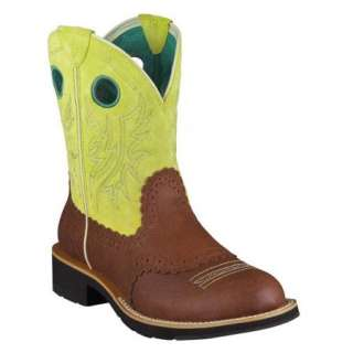 Ariat Womens Fatbaby Cowgirl Western Boots 5.5,6,6.5,7,7.5,8,8.5,9,9