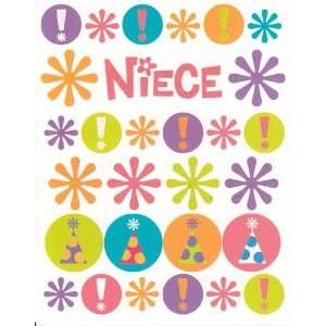 Greeting Card Birthday Niece Celebrate Your Birthday in