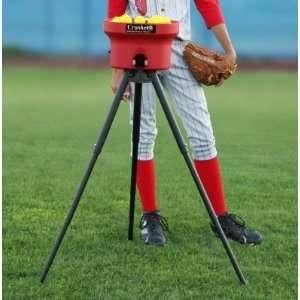 crusher curve pitching machine