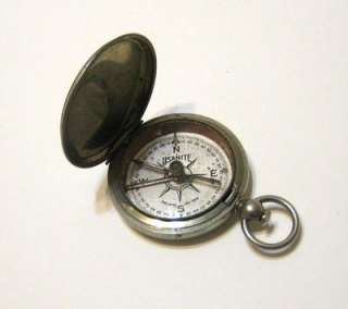 pictures this type compass was used by soldiers in wwi and wwii during