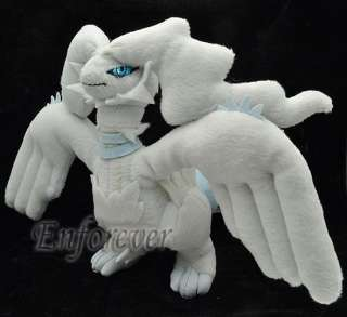 Pokemon New 2010 Reshiram Rare Plush Doll^PB276