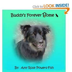 Buddys Forever Home (9781598791921): Amy Rose Powers Fish: Books
