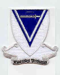 US ARMY PATCH   33RD INFANTRY REGIMENT