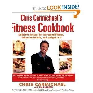 and Weight Loss (9780425209912) Chris Carmichael, Jim Rutberg Books