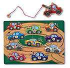 MELISSA & DOUG MAGNETIC WOODEN TOW TRUCK GAME 3777 NISB